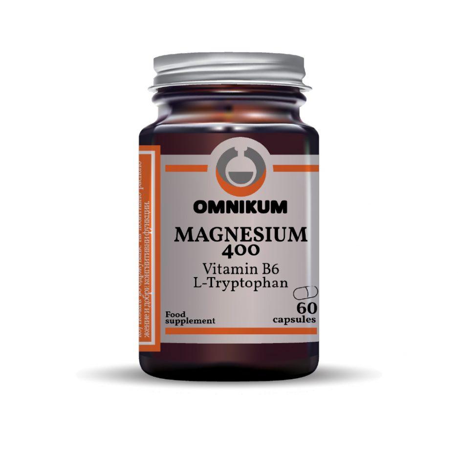 Magnesium 400 Omnikum proizvod 1